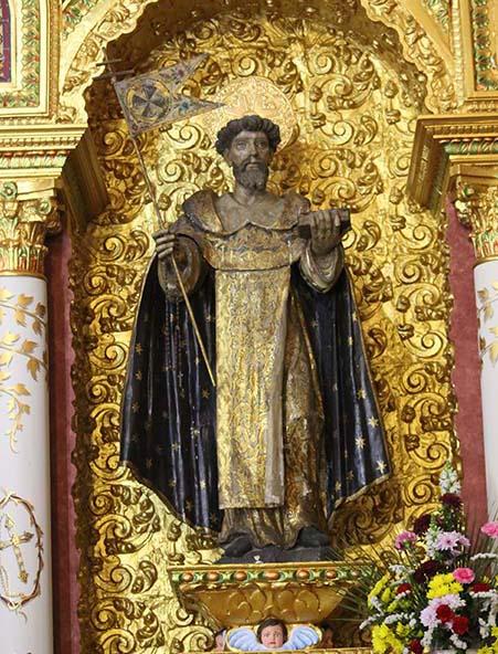 Святой Доминик <br> де Гусман<br><br>Узнать больше</a>