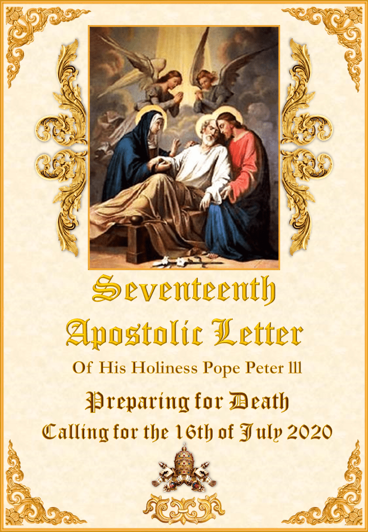 """<a href=""""/wp-content/uploads/2020/03/17th-Letter-Pope-Peter-III-English.pdf"""" title=""""Seventeenth Apostolic Letter of His Holiness Pope Peter III"""">Seventeenth Apostolic Letter of His Holiness Pope Peter III<br><br>See more</a>"""