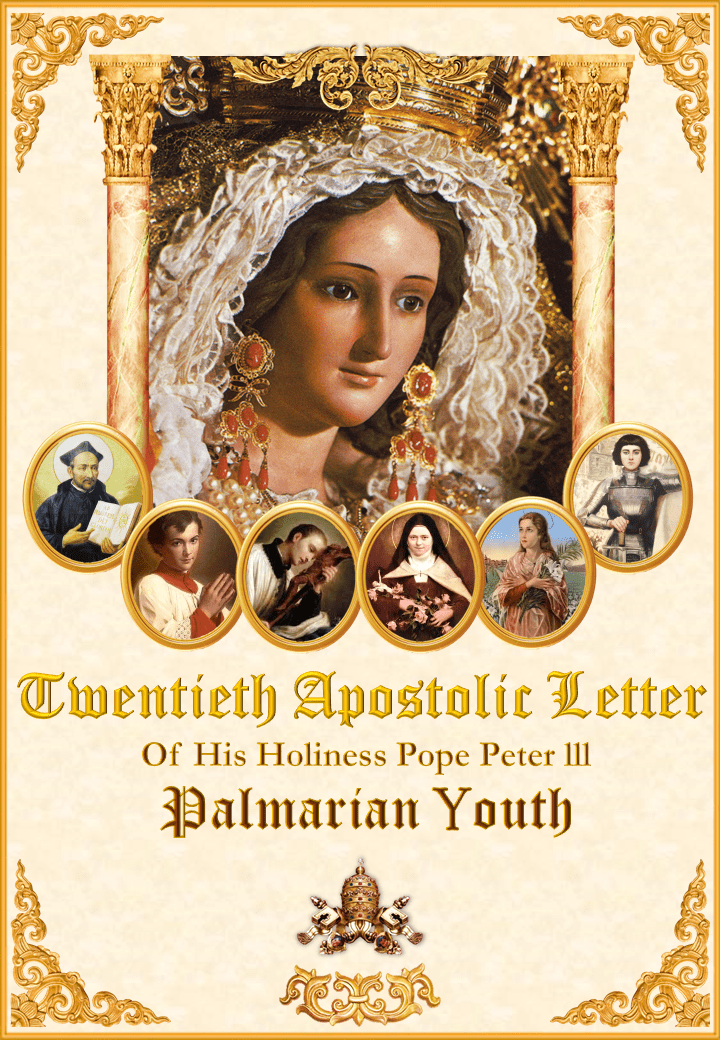 Twentieth Apostolic Letter of His Holiness Pope Peter III</i><br><br>See More</a>